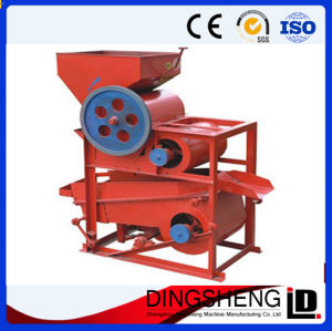 Automatic Type Groundnut/ Peanut Hulling Machine Sheller Machine/Peanut Dehuller pictures & photos