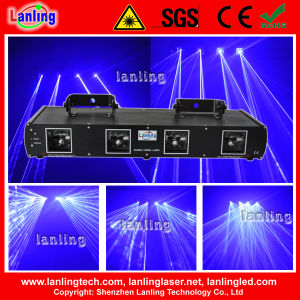 1200MW Bb Four Lens Laser Projector pictures & photos