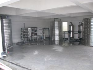 EDI Ultra Pure Water Treatment Plant