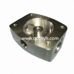 High Quality Sand Metal Casting, Green Sand Casting, Iron Casting with CNC Machining pictures & photos