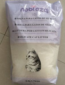 The Best Crystal Silica Gel Cat Litter pictures & photos