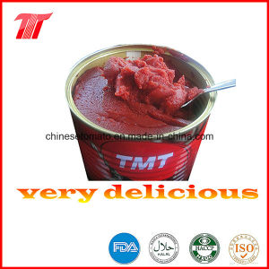 Canned Tomato Paste-Tmt Brand 830g pictures & photos