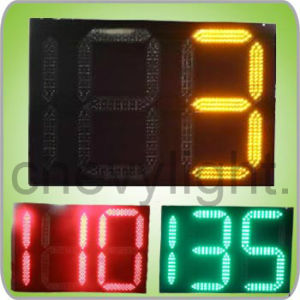 Two and Half Digits Tri-Color LED Countdown Timer