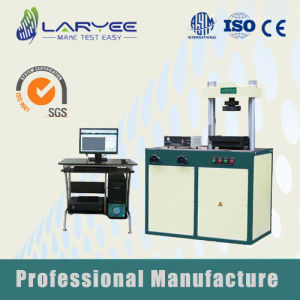 YAW Series Computer Servo Control Hydraulic Compression Testing Machine pictures & photos