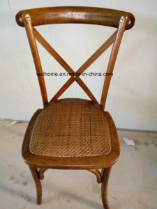 Low Price Cross Back Chair pictures & photos