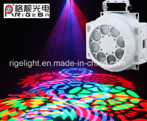 Hottest Selling Whole Sale 8*3W RGBW 4in1 Stage Disco Spot LED Effect Light pictures & photos