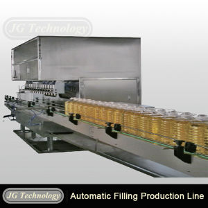 Full Automatic Cooking Oil Filling Line