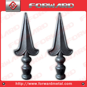 Ornamental Wrought Iron Spears pictures & photos