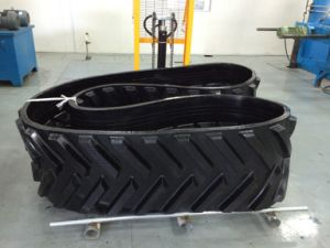 600X179X38/46 Agricultural Machinery Rubber Track for Challenger 45