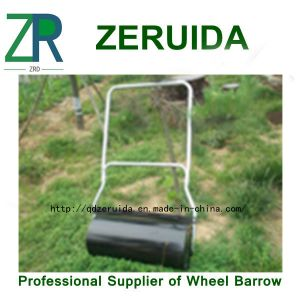 Water and Sand Filled Metal Lawn Roller for Sale pictures & photos