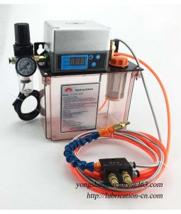 Electric Auto Compact Design Metal Cutting Cooling/Oil Mist Coolant Sprayer Set/CNC Machine Engraving Router Cooler