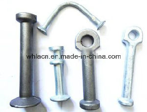 Precast Concrete Lifting Stud / Spherical Head Eye Anchor for Construction Hardware (1.3T-32T) pictures & photos