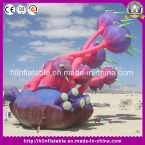 Giant Inflatable Flower Decoration Inflatable Lotus Flower for Stage Festival Party Decoration