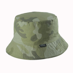 Camoulfage Ripstop Fabric Fishing Hat with Two Sides Wear (GKA06-A00004) pictures & photos