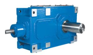 H/B Series Heavy Duty Bevel Industrial Reduction Gearbox