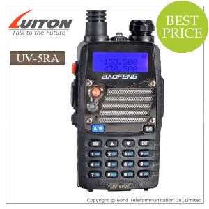 Hot Sale Dual Band, Dual Display, Dual Watch Walkie Talkie Baofeng UV-5ra pictures & photos