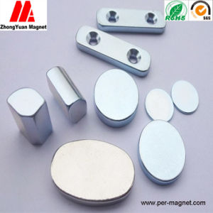 Sintered NdFeB Permanent Magnetic Assemblies of Rare Earth
