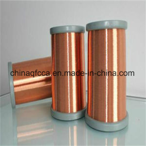 Solderable Polyurethane Enameled Copper Wire, Class 155 pictures & photos