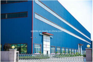 Steel Framed Pre-Engineered Metal Building with Low Price
