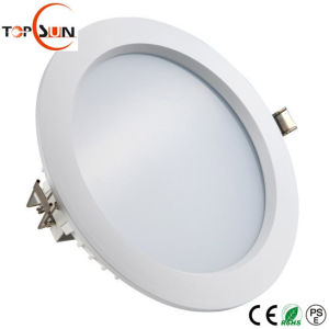 best service 99a20 75ef8 5 Inch 12W 15W LED Downlight 150mm Cut Hole