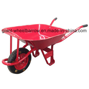 New Design Construction Wheel Barrow for Indonesia Market