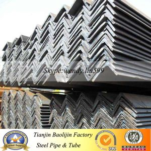 Hot Rolled St37.2 Carbon Steel Iron Angle Bar 20X20X3mm pictures & photos