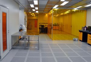 American Standard 100 Class Clean Room