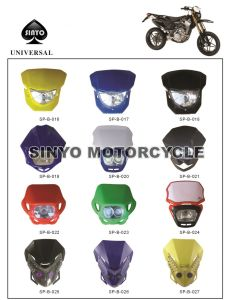 Wholesale Efficent and Durable Motorcycle Head Cover pictures & photos