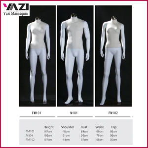 Sports Female Mannequin Male Dummy in Linen Covered pictures & photos