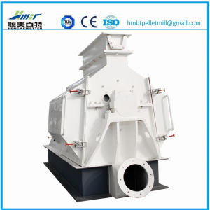 Big Capacity Wood Hammer Mill