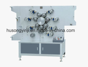7 Colors Rotary Printing Machine for Ribbon and Satin Label pictures & photos