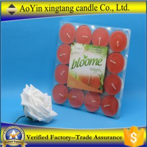 Wholesale 12g Cheap Tealight Candles for Beach Wedding pictures & photos