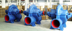 Big Capacity Horizontal Centrifugal Pump pictures & photos