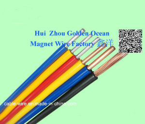 PVC Insulated Electrical Wire 450V 750V Wire