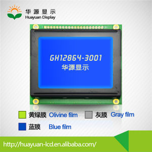 Graphic 128X64 LCD Display Screen Module Electric Energy Meter