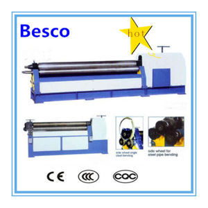 3 Roller Bending Machine with Good Quality pictures & photos