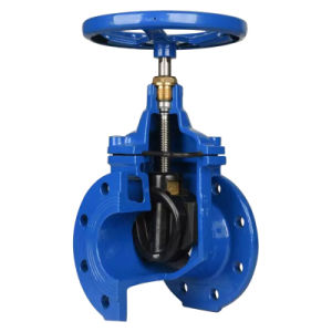 Flanged Resilient Gate Valve, DIN 3352-F4 Nrs pictures & photos