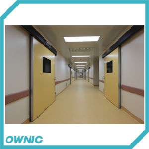Steel Door Airtight Automatic Sliding Door for Hospital pictures & photos