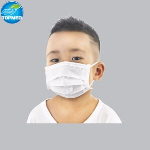 3 Ply Medical Disposable Nonwoven PP Face Mask pictures & photos