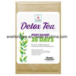 100% Organic Herbal Wellness Detox Tea Skinny Tea Weight Loss Tea (28 day program) pictures & photos