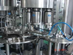 Cola Bottling Machine Sparking Water Filling Machine pictures & photos