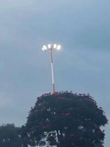 Baode Lights Design 40m High Mast Lighting pictures & photos
