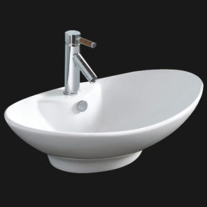 Undercounter Porcelain Sink & Basins (6001) pictures & photos