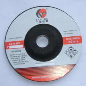T42 Depressed Center Grinding Wheel for Metal (SD05)
