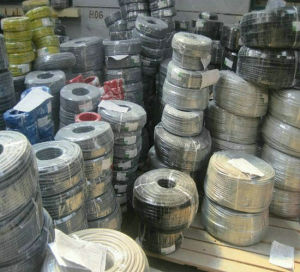Electric Wiring UL1015 5AWG PVC Wires