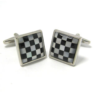 New Design Men′s High Quality Metal Cufflinks (H0060) pictures & photos