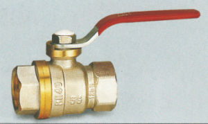 High Quality Brass Ball Valve Fxf pictures & photos