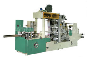 1-8 Colors Tissue Paper Folder/ Printing Machine