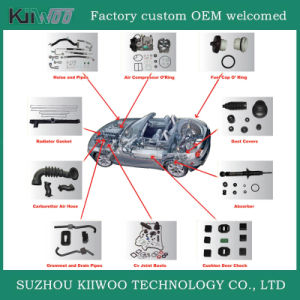 Factory Supplier Customized Silicone Auto Spare Parts