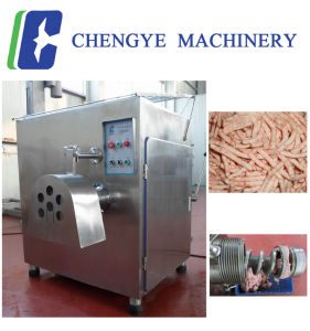 750kg High Quality Double-Screw Meat Grinder pictures & photos